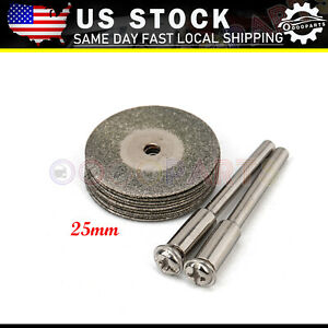 5pcs Diamond Replacemant Wheels For Tungsten Grinder Sharpener Rotary Tool