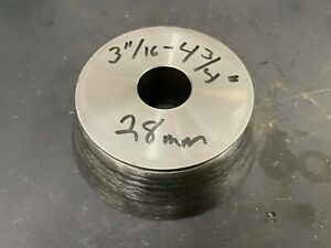 Hunter Spin Balancer 3 11 16 4 3 4 Centering Cone For 28mm Coats Wheel Tire