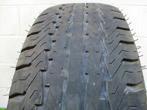 Lt245 75r16 Goodyear Wrangler Ht Used 245 75 16 120 R 5 32nds