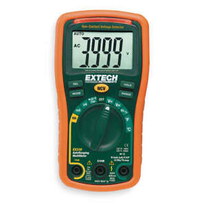 Extech Ex330 Mini Digital Multimeter 600v 40 Mohms