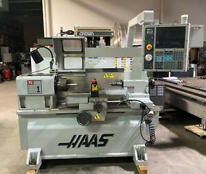 2009 Haas Tl 1 Cnc Tool Room Lathe Tail Stock With Tooling Very Clean Machine