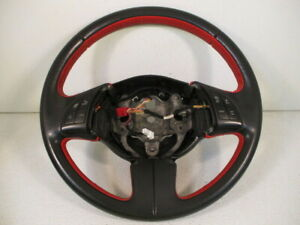 13 Fiat 500 Driver Steering Wheel W Radio Controls Oem Lkq