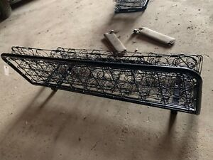 1967 International Scout 800 Sand Blasted And Powder Coated Front Bench Seat