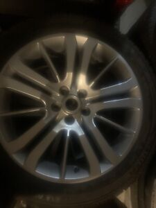 Range Rover Wheels With Snow Tires 275 45r20