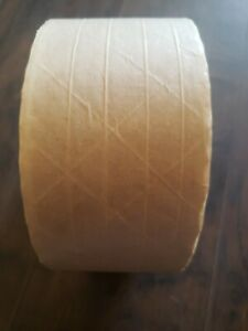 Packing Gummed Tape Water Activated Reinforced Paper Wide 3 X 6 3