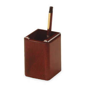 Rolodex 23380 Pencil Cup Holder 4 1 2x3 1 8 In