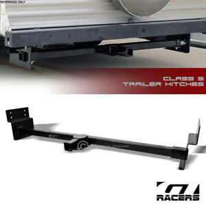Class 3 Receiver Tow 2 Adjustable Rv Trailer Hitch Universal Fit Up 72 Frame