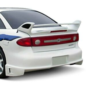 For Chevy Cavalier 03 05 Drifter Style Fiberglass Rear Bumper Cover Unpainted
