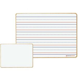 Magnetic Lined blank Dry Erase Board By Dowling Magnets