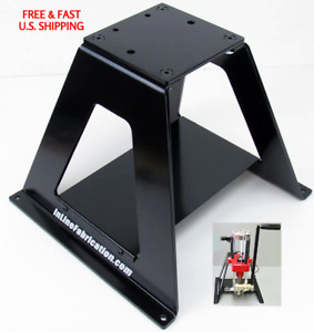 INLINE FABRICATION Press Stand For The Lee Classic Turret Press SOLID STEEL $168.97