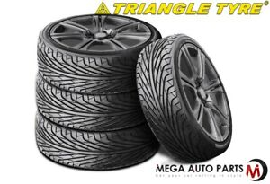 4 Triangle Tr968 245 35r20 95v Xl High Performance All Season Tires Brand New