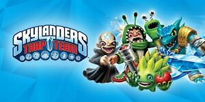 All Skylanders Trap Team Characters Buy 3 Get 1 Free...Free Shipping $21.45
