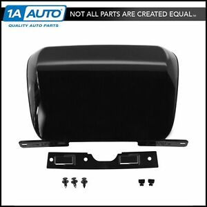 Oem Trailer Hitch Bumper Cover Panel Black 41u For Chevy Gmc Suv Truck New