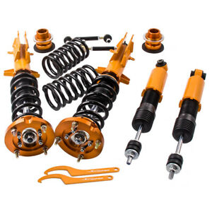 Tuning Coilovers Kits For Ford Mustang 2005 2014 Adjustable Height Mounts Struts