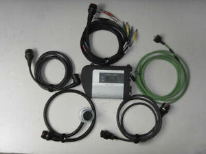 Mb Star C4 Sd Connect Compact Diagnosis Multiplexer Support Cars Trucks No Hdd