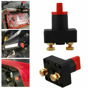 Auto Car Truck Boat Camper 12v Battery Isolator Disconnect Cut Off Switch