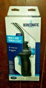 Bernzomatic Multi use Torch For Projects Repairs trigger Start Item Ts3505t