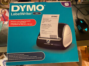 New sealed Dymo Labelwriter 4xl Wide Format Monochrome Thermal Printer Nib