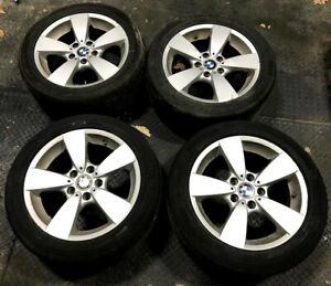 Bmw E60 Style 138 17 Wheels Rims Set Of 4 Factory Oem