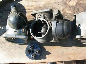 3 Ford Flathead V8 Engine Ignition Distributor Turns Cap Hot Rod Scta Trog