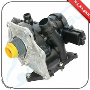 Thermostat W Water Pump For 2013 2014 2015 2016 2017 2018 Volkswagen Beetle 2 0l