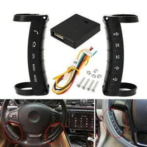 Universal Remote Control Car Steering Wheel Button Remote Control Car Navigation