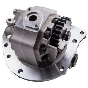 Hydraulic Pump For Ford For New Holland Tractors 5100 5200 5900 7200 5340 5000