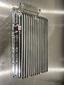Chevy Corvair Offenhauser Aluminum Finned High Capacity Oil Pan