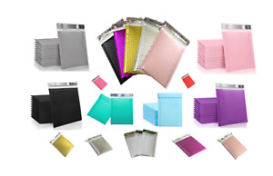 Poly Bubble Mailers Colors High Quality Size 4x7 5 5x7 6x9 8x11