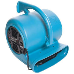 Dri eaz F351 Carpet floor Dryer 115v 2700 Cfm blue