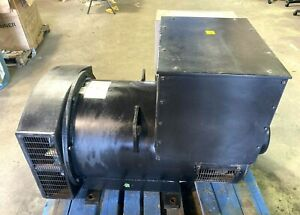 Used 300kw Newage Stamford Alternator Gen End Hci434e1l M06 02 Model 1000 Hours