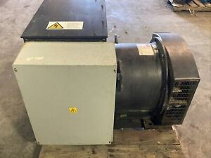 Used 300kw Newage Stamford Alternator Gen End Hci434e1l M07 04 Model 1000 Hours