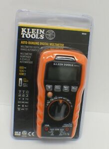 Klein Tools Mm400 600v Digital Multimeter New Sealed