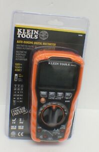 Klein Tools Mm600 1000v Auto Ranging Digital Multimeter New Sealed