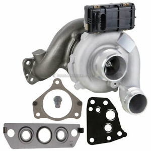 For 2007 Jeep Grand Cherokee Crd Diesel Turbo Kit With Turbocharger Gaskets Dac
