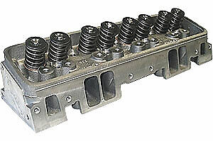 World Products 011250 2 Small Block Chevy Sportsman Ii Cast Iron Cylinder Head