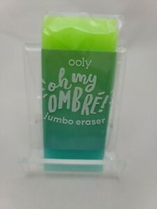 Ombre Jumbo Eraser Oh My Ombre Green 3 Shades Of Green