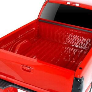 For Ford Ranger 1993 2008 Westin 72 11691 Textured Black Front Bed Cap