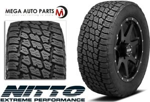 1 Nitto Terra Grappler G2 Lt295 70r18 10pr 129 126q All Terrain Truck Suv Tires