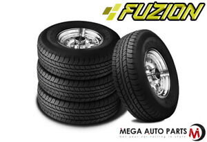 4 Fuzion Suv 265 60r18 110t All Season Highway Tires For Pick Up Truck Suv Cuv