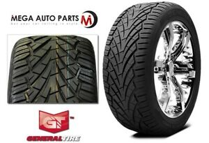 1 General Grabber Uhp High Performance 275 55r17 109v Suv Cuv Truck Tires