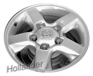 Land Cruiser Alloy Oem Rim 18x8 Five 5 Spoke Wheel 2003 2005