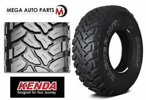 1 Kenda Klever M t Kr29 35 12 5r17 119q 10 ply Owl Off road Truck Mud Tires
