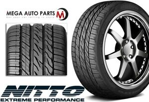 1 Nitto Motivo 245 35zr20 95w All Season Traction Ultra high Performance Tires