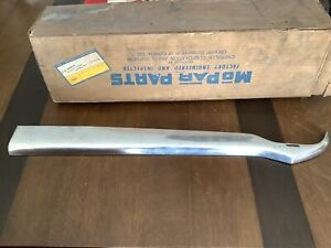 1951 1952 Plymouth Nos Grille Moulding 1346707