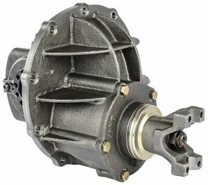 Jegs 60694 Ford 9 Inch Posi Traction Third Member Assembly 3 89 Ratio 28 Spline