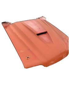 1987 1993 Ford Mustang Cobra R Style Hood