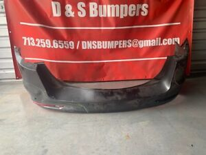 Used 2019 Ford Fusion Rear Bumper Cover