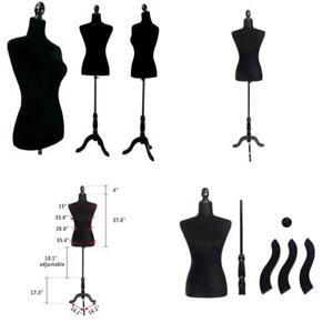 Ktaxon Female Mannequin Torso Clothing Dress Form Display Sewing Mannequin W Tr