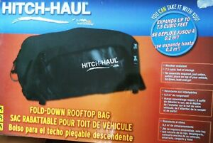 Hitch Haul Fold Down Rooftop Bag